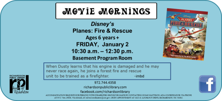 Planes Fire and Rescue movie
