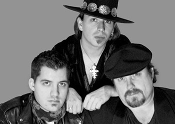 photo of the band Texas Flood