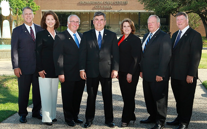2015-2016 City Council Fountain Photo