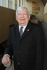 Photo of Council Member Place 1 Bob Townsend