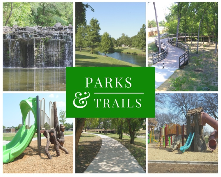 Parks and Trails Headline