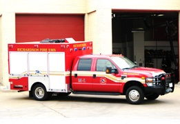 Photo of RFD Medical Truck 1