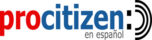 ProCitizen button in Spanish