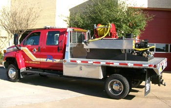 Photo of RFD Brush 6 vehicle