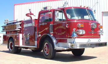 Photo of RFD Parade Engine 1