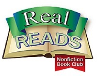 REAL Reads Book Club logo