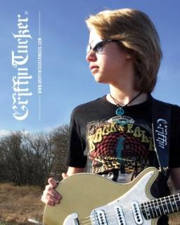 poster image of musician Griffin Tucker