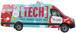 Perot Tech Truck