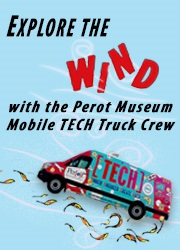Image Perot Tech Truck Explores the Wind