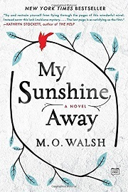 My Sunshine Away book cover