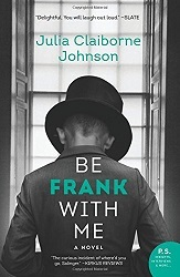 Be Frank book cover