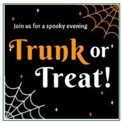 Trunk or Treat at UTD