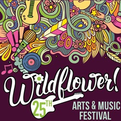 Wildflower Festival Logo 2017