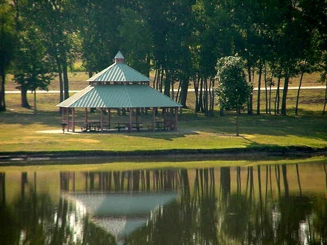 Reserving a Park Pavilion for Special Events
