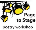 Page to Stage Poetry Workshop