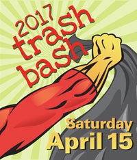 Trash Bash Logo 2017