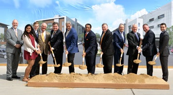 UTD Northside Phase 2 Groundbreaking
