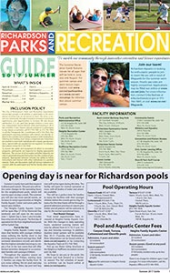 linked cover image for 2017 Summer Recreation Guide