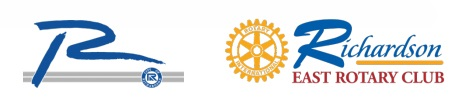 Richardson and Rotary club Logos