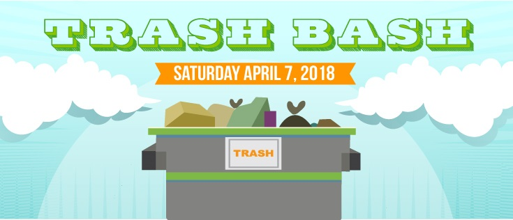 Trash Bash Header