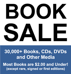 FOL Book Sale Fall 2017 graphic