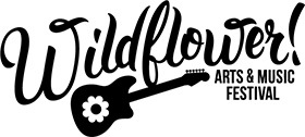 logo image for Wildflower Arts and Music Festival