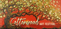 Cottonwood Art Festival Fall 2017