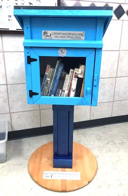 Animal Shelter Little Free Library