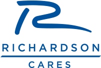 Richardson Cares Logo