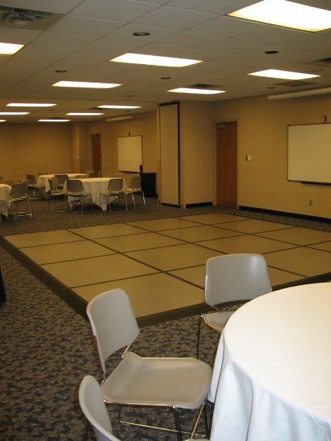 Parks Room with Dance Floor