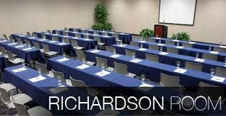 Click here for Richardson Room Information