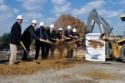 Fire Station 4 Groundbreaking photo 1