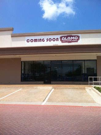 Alamo Drafthouse - Coming Soon