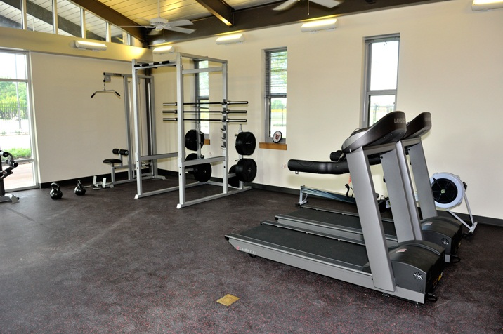 Fire Station 4 - Workout Room