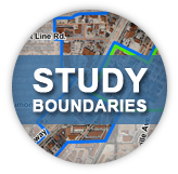 Study Boundaries Map