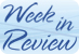 Week In Review, March 29, 2013