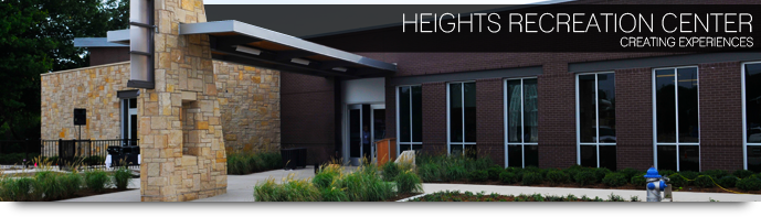 New Heights Recreation Center