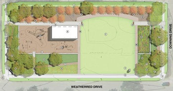 New Park at Weatherred