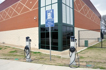 Car Charging Stations