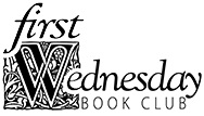 First Wednesday Book Club Logo