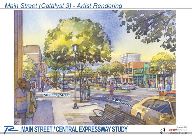 Main-Central Catalyst 3 Artist Rendering