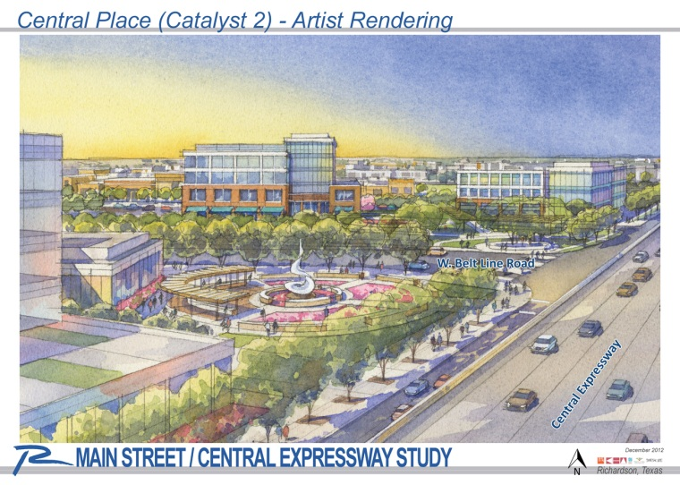 Main-Central Catalyst 2 Artist Rendering