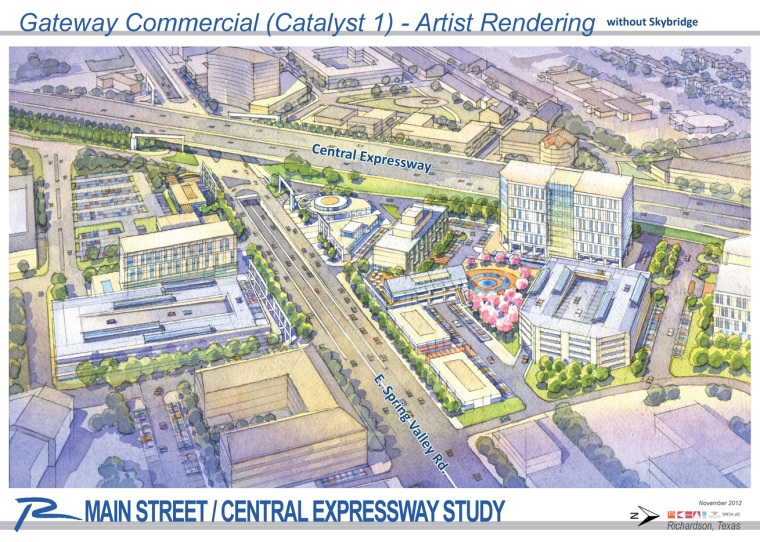 Main-Central Catalyst 1 Artist Rendering (without Skybridge)