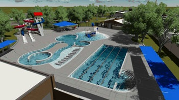 Heights Aquatic Center