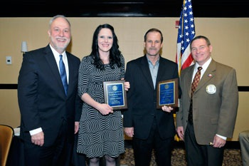 Central Rotary Club Awards