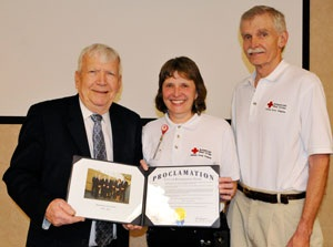 Red Cross Proclamation