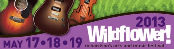 WildFlower 2013 Logo