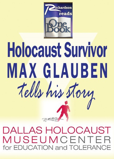 Lunchtime Lecture Holocaust Survivor Max Guber