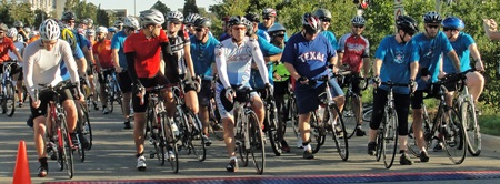 Corporate Challenge bike race