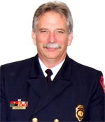 Assistant Chief Steve Dossett